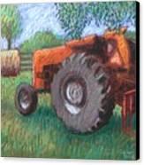 Farm Relic Canvas Print