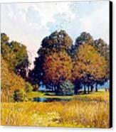 Foursome Canvas Print