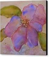Glory Flower Canvas Print