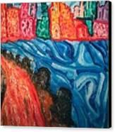 Ha Ba Canvas Print