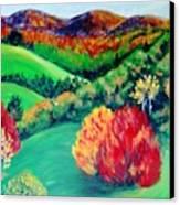 Happy Valley Canvas Print