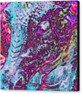Healing-dragon Canvas Print by Ramon Labusch