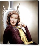 Holiday, Katharine Hepburn, 1938 Canvas Print by Everett