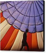 Hot Air Balloon - 11 Canvas Print by Randy Muir