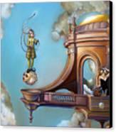 Jugglernautica Canvas Print by Patrick Anthony Pierson