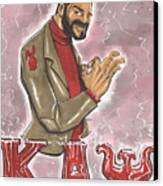 Kappa Alpha Psi Fraternity Inc Canvas Print by Tu-Kwon Thomas