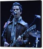 Kelly Jones Canvas Print by Jenny Potter