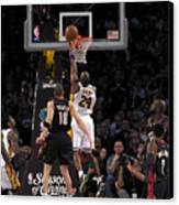 Kobe Canvas Print by Marc Bittan