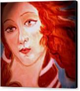 La Pastiche Canvas Print