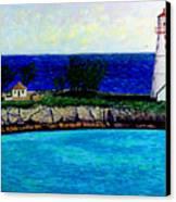 Lighthouse IIi Canvas Print
