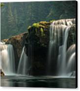 Lower Lewis Falls Canvas Print by Blanca Braun