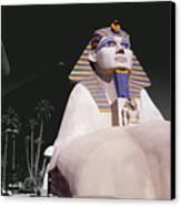 Luxor Sphynx Canvas Print
