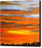Mornin Canvas Print