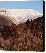 Mount Lafayette - White Mountains New Hampshire Usa Canvas Print by Erin Paul Donovan