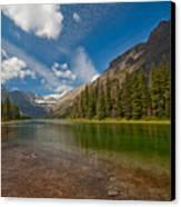 Moutain Lake Canvas Print