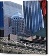 N Y C Architecture Canvas Print