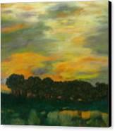 Ode To Eaton Canvas Print