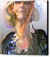 Olga Canvas Print