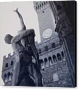 Palazzo Vecchio Canvas Print