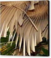 Palm Bark Canvas Print