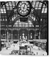 Pennsylvania Station, Interior, New Canvas Print by Everett