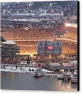 Pittsburgh 4 Canvas Print