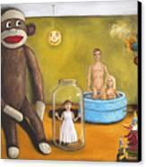 Playroom Nightmare 2 Canvas Print