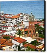 Puerto Vallarta Canvas Print