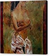Roman Nude 67 Canvas Print