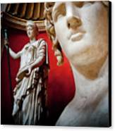 Rotunda Colossals 3 Of 3 Canvas Print by Andy Smy