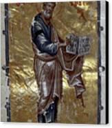 Saint Matthew Canvas Print by Granger