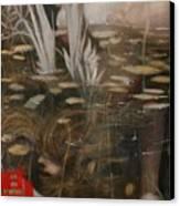 Sirens Of The Twilight 3 Canvas Print by Ralph Nixon Jr