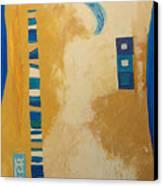 Steppe Metamorphosis 1 Canvas Print