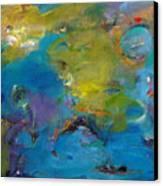 Still Waters Run Deep Canvas Print by Johnathan Harris
