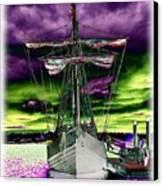 The Nina 2 Canvas Print