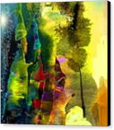 The Three Kings Canvas Print by Miki De Goodaboom