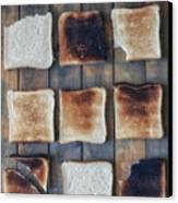Toast Canvas Print