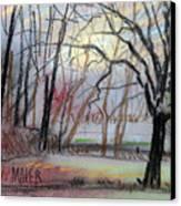 Turner South Canvas Print