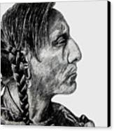 Unknown Indian II Canvas Print