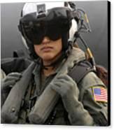U.s. Navy Aviation Warfare Systems Canvas Print