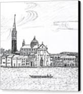 Venice Italy Canvas Print