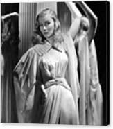 Veronica Lake, Paramount Pictures Canvas Print