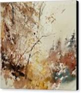 Watercolor 903012 Canvas Print