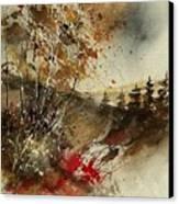 Watercolor 903052 Canvas Print