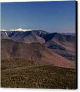 White Mountains Nh Usa Canvas Print