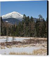 Whiteface Mountain In The Adirondacks Of Upstate New York Canvas Print