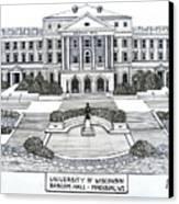 Wisconsin Canvas Print by Frederic Kohli