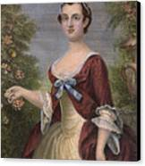Martha Washington Canvas Print by Granger