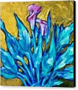 11.95 Canvas Print by Sheila Tajima