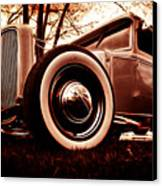 1930 Ford Model A Canvas Print by Phil 'motography' Clark
